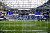 Football - 2018 / 2019 UEFA Champions League - Quarter Final , First Leg: Tottenham Hotspur vs. Manchester City<br /> <br /> A general view of Tottenham's new stadium as it awaits it's Champions League debut at White Hart Lane Stadium.<br /> <br /> COLORSPORT/DANIEL BEARHAM