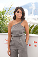 Actress  Leïla Bekhti at The Bears' Famous Invasion of Sicily (La Fameuse Invasion Des Ours En Sicile)  film photo call at the 72nd Cannes Film Festival, Tuesday 21st May 2019, Cannes, France. Photo credit: Doreen Kennedy