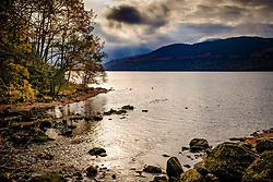 Loch Lomond at Inversnaid, Loch Lomond &amp; The Trossachs, National Park, Scotland<br /> <br /> (c) Andrew Wilson | Edinburgh Elite media