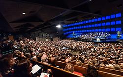 28.07.2016, Festspielhaus, Salzburg, AUT, Salzburger Festspiele, Eroeffnungsakt, im Bild Übersicht der Felsenreitschule // Overview of the Felsenreitschule during the Opening Ceremony of the Salzburg Festival, it takes place from 22 July to 31 August 2016, at the Festspielhaus in Salzburg, Austria on 2016/07/28. EXPA Pictures © 2016, PhotoCredit: EXPA/ JFK