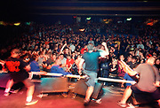 Hardcore / Metal crowd. Stampin Ground at The Forum, Kentish town, London, U.K 2004