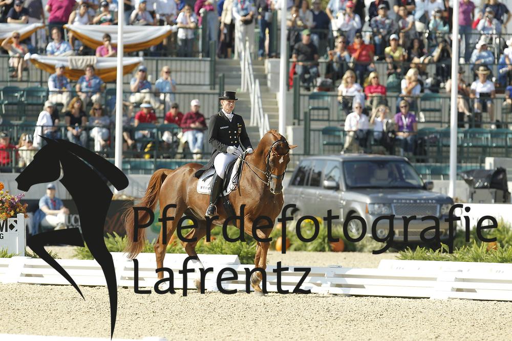 WERTH Isabell, Warum Nicht FRH<br /> Kentucky - Alltech FEI WEG 2010<br /> /Stefan Lafrentz