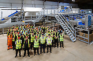 Commercial photography for Branston Potatoes Abernethy site, Perthshire, Scotland. New £1.7m investment.