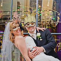 Just Married - The French Quarter
