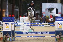 Hayashi, Tadahiro (JPN) Cristallo II<br /> Paderborn - Paderborn Challenge 2016<br /> © www.sportfotos-lafrentz.de