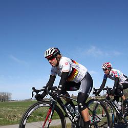 Energiewacht Tour 2012 Winsum Ina Yoko Teutenberg
