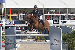 Sampson Matthew, GBR, Happy Fomia<br /> Final 6 years  old Horses<br /> Zangersheide FEI World Breeding Jumping Championship 2018<br /> © Hippo Foto - Julien Counet