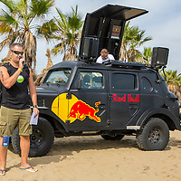 Catania (ITA), 25/10/15  - RedBull Audio Car System at 2015 Catania ETU Triathlon European Cup and Mediterranean Championships  (Ph. Riccardo Giardina)
