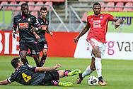 26-07-2016: Voetbal: FC Utrecht v Espanyol: Utrecht<br /> <br /> Sebastien Haller (FC Utrecht)<br /> <br /> Oefenwedstrijd in stadion Galgenwaard ter voorbereiding op het Eredivisie seizoen 2016-2017<br /> <br /> Foto: Gertjan Kooij