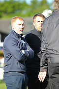 Paul Scholes AND Phil Neville at the BMW PGA Championship Celebrity Pro-Am Challenge at the Wentworth Club, Virginia Water, United Kingdom on 20 May 2015