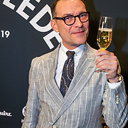 NLD/Amsterdam/20191114 - Uitreiking Esquires Best Geklede Man 2019,<br /> Benjamin Herman