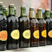 Bottles of St Peter's beers, Aldeburgh Food Festival