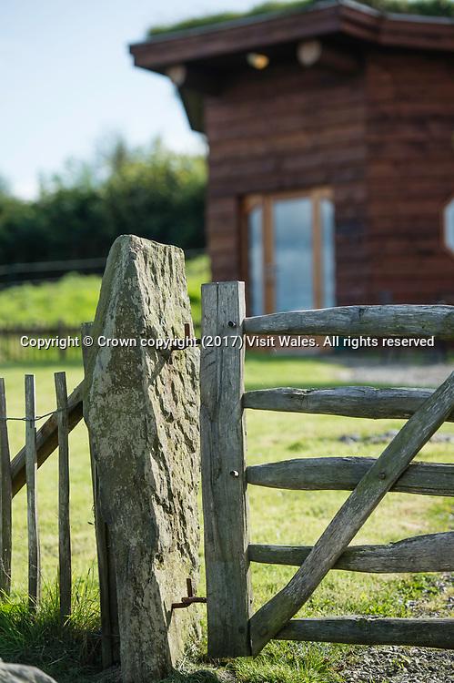 Treberfedd Farm<br /> Lampeter<br /> Mid Wales<br /> <br /> Photographer: Keith Morris