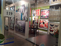The Famous Prestige Art Showroom in Las Vegas.  <br />