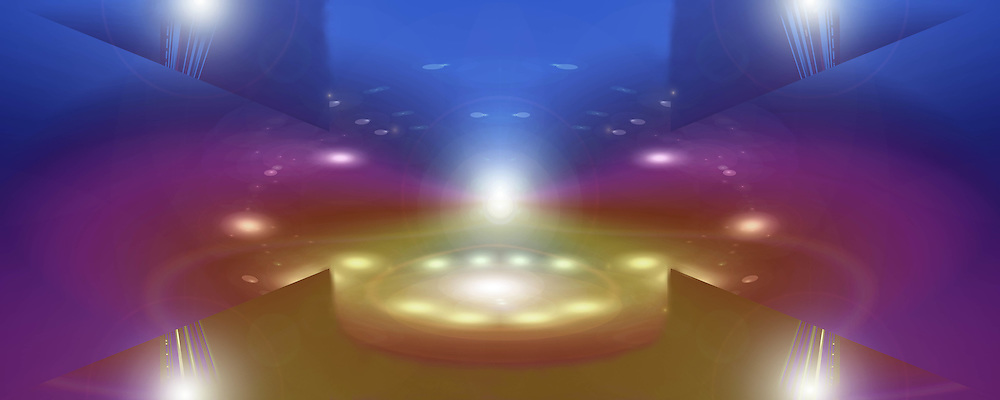 Light Portal To Sirius #21 ~ © Laurel Smith