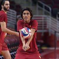 USC Men's Volleyball | Long Beach | 2017