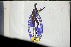 Bristol Rovers logo  - Mandatory by-line: Dougie Allward/JMP - 07/12/2019 - RUGBY - Ashton Gate - Bristol, England - Bristol Bears v London Irish - Gallagher Premiership Rugby