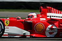 Rubens Barrichello, USGP, 2005