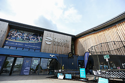 a general view of the venue - Photo mandatory by-line: Arron Gent/JMP - 28/04/2019 - BASKETBALL - Surrey Sports Park - Guildford, England - Surrey Scorchers v Bristol Flyers - British Basketball League Championship