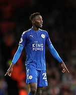 Leicester's Wilfred Ndidi in action during the premier league match at the Emirates Stadium, London. Picture date 11th August 2017. Picture credit should read: David Klein/Sportimage