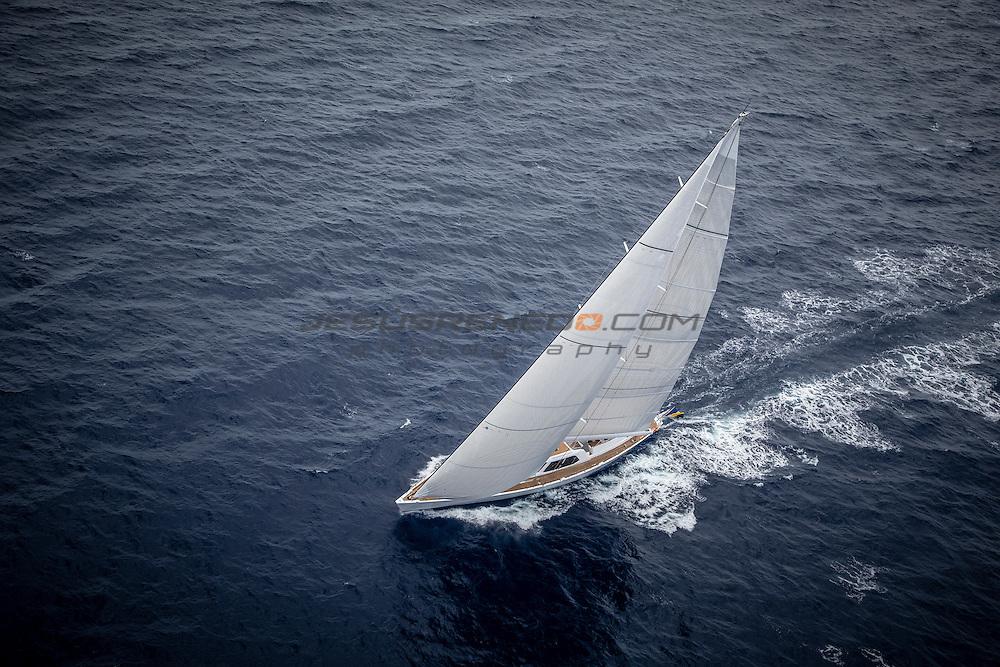 Evolution Sails, Nautor&acute;s Swan112  Naiade <br /> &copy;jesusrenedo.com