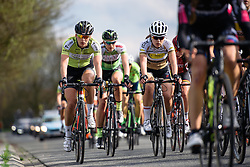 Ilona Hoeksma (Parkhotel Valkenburg) - Grand Prix de Dottignies 2016. A 117km road race starting and finishing in Dottignies, Belgium on April 4th 2016.