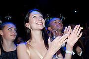 RITA BARTULANE; KRISTINA RUBENSKA, Prada Congo Benefit party. Double Club. Torrens Place. Angel. London. 2 July 2009.