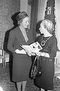 Kit Ahern (right)<br /> <br /> 2nd January 1964