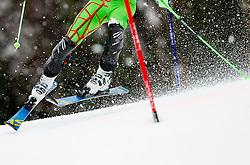 Skis during the 1st Run of 10th Men's Slalom - Pokal Vitranc 2013 of FIS Alpine Ski World Cup 2012/2013, on March 10, 2013 in Vitranc, Kranjska Gora, Slovenia. (Photo By Vid Ponikvar / Sportida.com)
