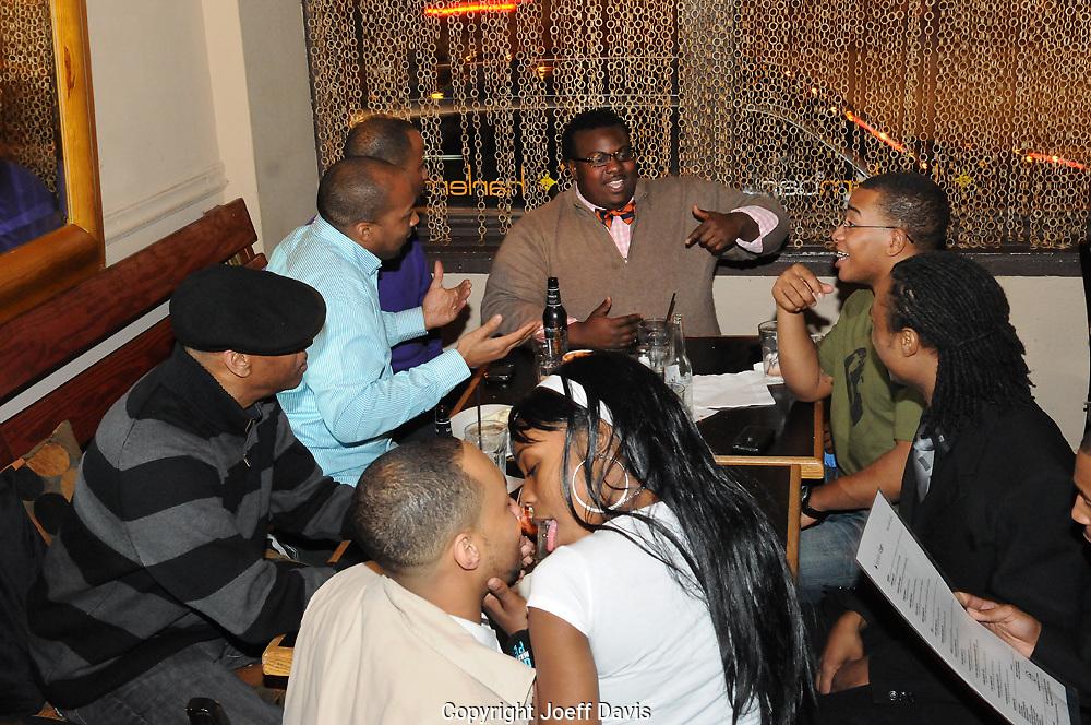Harlem Bar on Edgewood in Atlanta, Georgia
