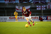 during the Sky Bet League 2 match between Northampton Town and Yeovil Town at Sixfields Stadium, Northampton, England on 28 November 2015. Photo by Dennis Goodwin.