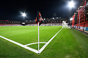 General view of the Vitality Stadium ahead of the Premier League match between Bournemouth and Brighton and Hove Albion at the Vitality Stadium, Bournemouth, England on 21 January 2020.
