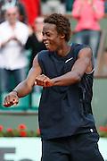 Roland Garros. Paris, France. June 2nd 2008..Gael MONFILS won against Ivan LJUBICIC..Round of 16 (4th Round)...