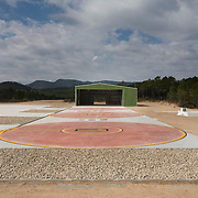 HELIPORT IN MOLINICOS.ALBACETE.SPAIN<br /> COPISA<br /> <br /> PABLO MARTINEZ COUSINOU