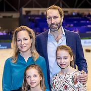 NLD/Amsterdam/20190127- Royals bij Jumping Amsterdam,