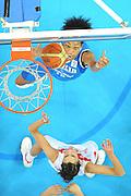DESCRIZIONE : Riga Latvia Lettonia Eurobasket Women 2009 Quarter Final Spagna Italia Spain Italy<br /> GIOCATORE : Marte Alexander<br /> SQUADRA : Italia Italy<br /> EVENTO : Eurobasket Women 2009 Campionati Europei Donne 2009 <br /> GARA : Spagna Italia Spain Italy<br /> DATA : 17/06/2009 <br /> CATEGORIA : special super rimbalzo<br /> SPORT : Pallacanestro <br /> AUTORE : Agenzia Ciamillo-Castoria/M.Marchi<br /> Galleria : Eurobasket Women 2009 <br /> Fotonotizia : Riga Latvia Lettonia Eurobasket Women 2009 Quarter Final Spagna Italia Spain Italy<br /> Predefinita :