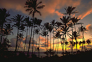 Sunrise, Wailua, Kauai, Hawaii, USA<br />