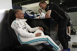 May 10, 2019 - Barcelona, Spain - Motorsports: FIA Formula One World Championship 2019, Grand Prix of Spain, ..#77 Valtteri Bottas (FIN, Mercedes AMG Petronas Motorsport), Antti Vierula (FIN, Mercedes AMG Petronas Motorsport) (Credit Image: © Hoch Zwei via ZUMA Wire)