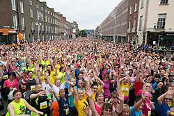 Repro Free: 02/06/2014 Dublin <br /> Flora Women&rsquo;s Mini Marathon. Picture Andres Poveda