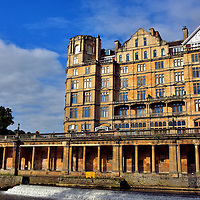 Empire Hotel in Bath, England<br />