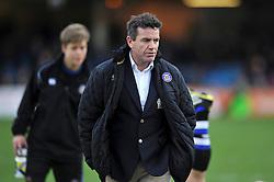 Bath Rugby Head Coach Mike Ford - Mandatory byline: Patrick Khachfe/JMP - 07966 386802 - 05/12/2015 - RUGBY UNION - The Recreation Ground - Bath, England - Bath Rugby v Northampton Saints - Aviva Premiership.