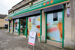 General view of the Londis store - Weldon Supermarket where the new Weldon Post Office is based<br /> <br /> Tom Pursglove MP has officially opened the new Post Office at the Weldon Supermarket in Weldon.<br /> <br /> Date: November 10, 2017