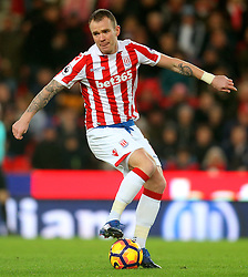 Glenn Whelan of Stoke City - Mandatory by-line: Matt McNulty/JMP - 01/02/2017 - FOOTBALL - Bet365 Stadium - Stoke-on-Trent, England - Stoke City v Everton - Premier League