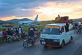 Arusha Emergency Landing Ethiopian Airlines Boeing 767
