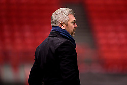 Willie Kirk head coach of Everton Women - Mandatory by-line: Ryan Hiscott/JMP - 17/02/2020 - FOOTBALL - Ashton Gate Stadium - Bristol, England - Bristol City Women v Everton Women - Women's FA Cup fifth round