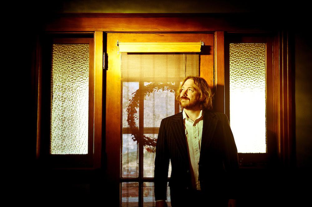 Promotional portrait of musician Ryan Spearman