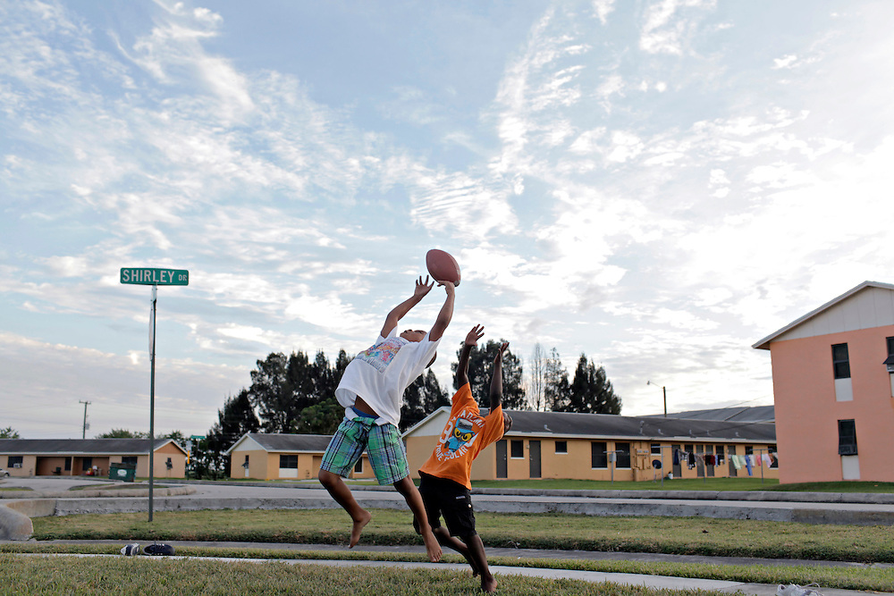 Pick-up Game, Pahokee