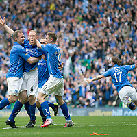 St Johnstone v Dundee United...  William Hill Scottish Cup Final<br />