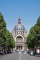 Église Saint-Augustin de Paris France in May 2008