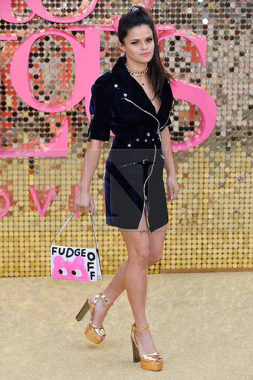 © Licensed to London News Pictures. 29/06/2016. BIP LING attends the ABSOLUTELY FABULOUS world film premiere. London, UK. Photo credit: Ray Tang/LNP